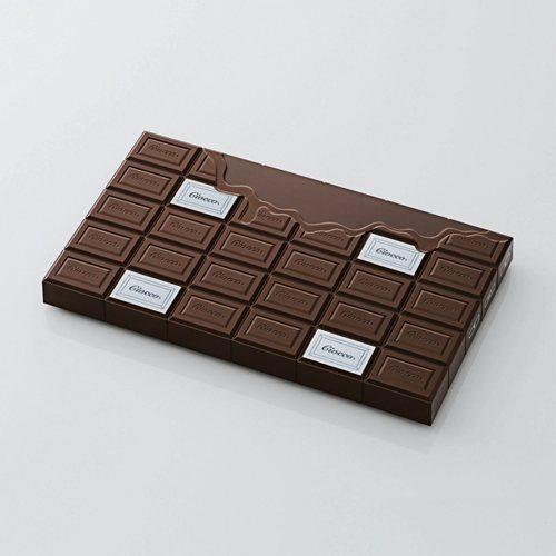 体重身体組成計『Ciocco』ブラウンチョコレート