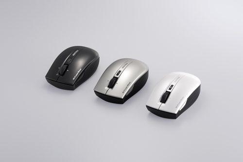 バッファローコクヨサプライ Wi-Fi接続するレーザー式マウス『BSML W15Dシリーズ』