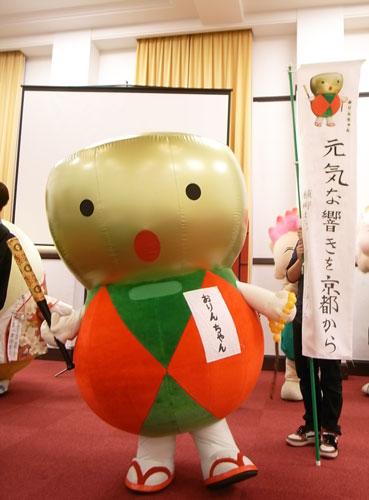 仏教系宗派ゆるキャラミニシンポ おりんちゃん