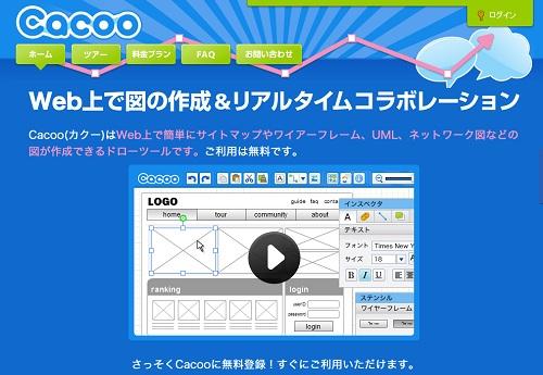Chrome webstore - cacoo