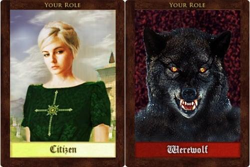人狼ゲーム 市民と人狼