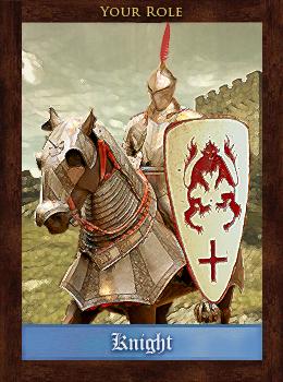 人狼ゲーム 騎士