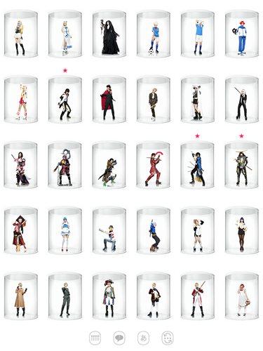 iPad写真集アプリ『COSPLAY SHOWCASE』杉山宣嗣氏撮影