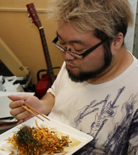 daikon_eat