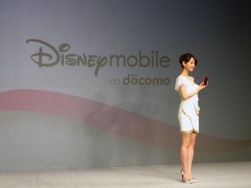 ドコモがディズニーと協業した『Disney Mobile on docomo』スマートフォン2機種『F-08D』『P-05D』発表会レポート
