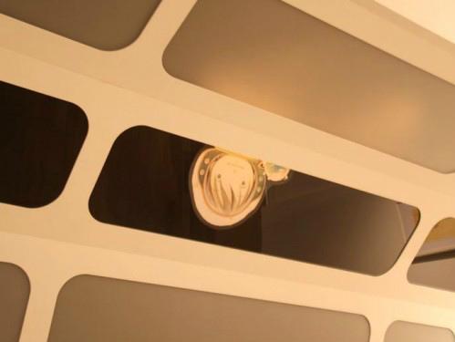 土星マンション展示