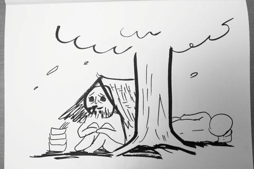 伝説の樹の下で