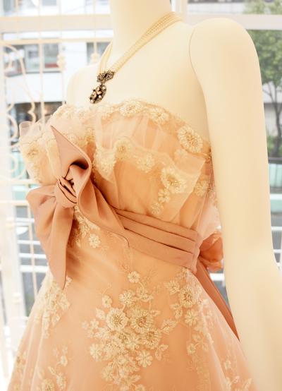 ジル スチュアート ウェディング ドレス ピンク