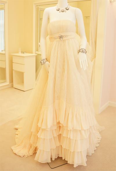 ジル スチュアート ウェディング ウェディングドレス