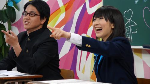 コメントに反応する石田さん、柳原さん