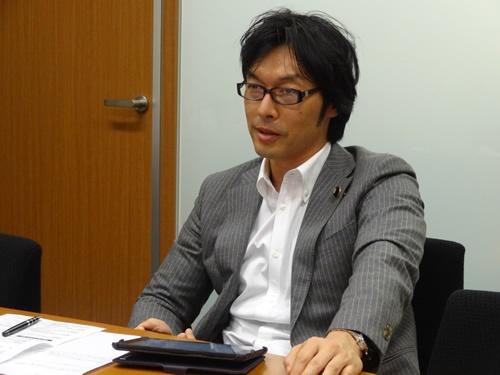 松田公太参議院議員