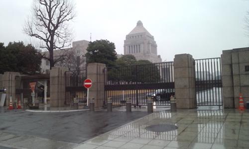 国会議事堂衆議院門