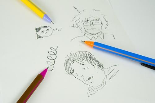 鉛筆シャープ(限定クリップ付)(コクヨ)