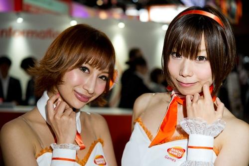 TGS2012キレイなおねえさん