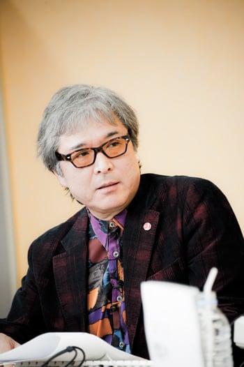 松武秀樹さん