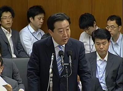 野田財務大臣(当時)