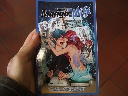 Manga Mixx