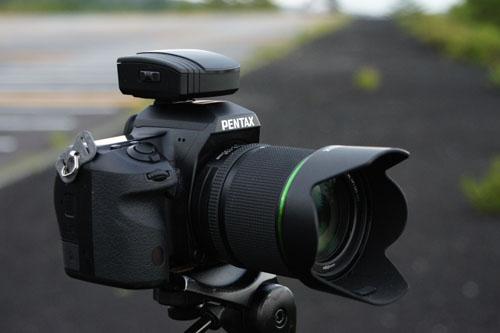 気軽に星の写真が撮れるPENTAX O-GPS1