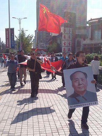 反日デモ参加中国人「修学旅行のバス状態でした」 現地からの反日デモ・レポート 後編