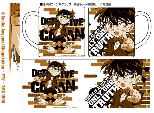 江戸川コナンマグカップ