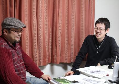 赤松健さんインタビュー