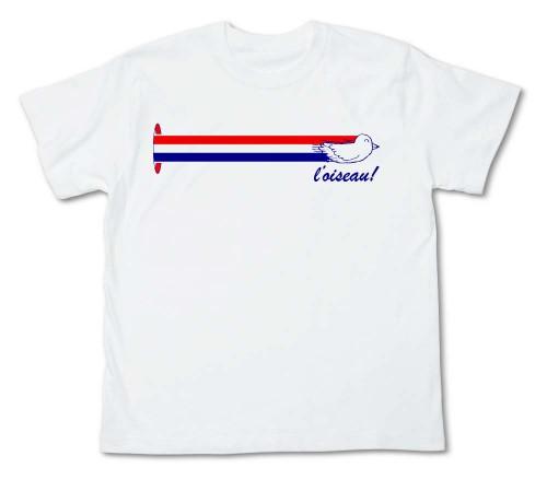 鳥Tシャツ