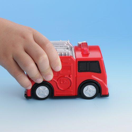エコロ ピカピカサイレン消防車