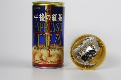"""今なら""""ちょい足し""""シロップがついてくる新しい『キリン 午後の紅茶 エスプレッソティー』 5種類のシロップを味わいつくしてみた"""