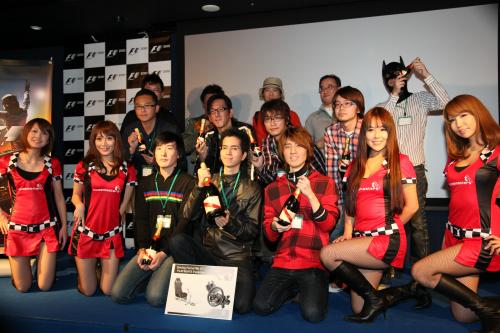 F1 2010メディア対抗ゲーム大会
