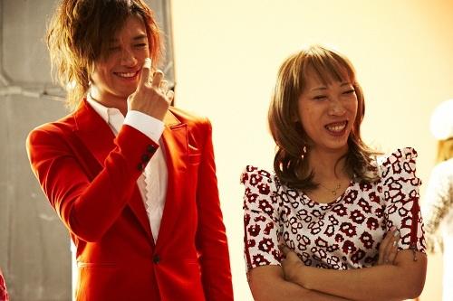 斎藤さんと蜷川さん