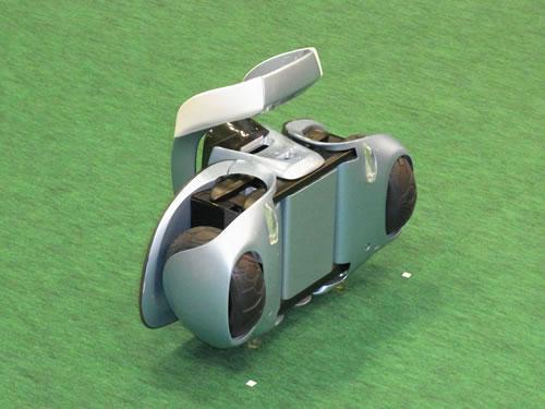 『Type S』はたたんで持ち運びが可能