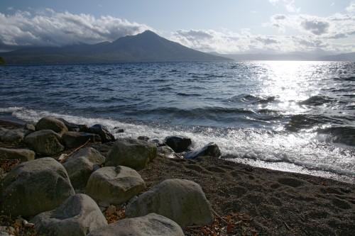 http://commons.wikimedia.org/wiki/File:Lake_Shikotsu_Mt_Fuppushi01bs4272.jpg