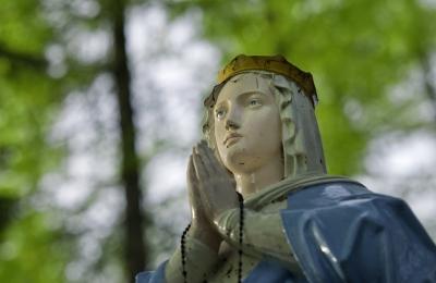 聖母マリアの涙のひみつ