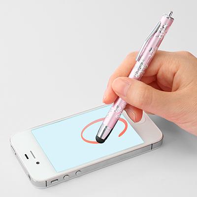 タッチペン 200-PEN005シリーズ ピンク