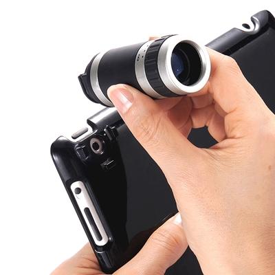 iPad2望遠レンズケース 400-CAM008