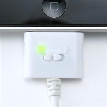 iPad充電&同期ケーブル 500-USB008