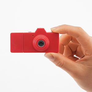 トイカメラ(デジタル・USB接続・写真&動画対応)400-CAM008シリーズ