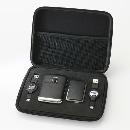 マウス&USBハブ・モバイルセット 400-MA023