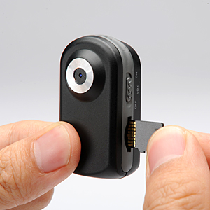 自転車用ミニDVカメラ(動画・静止画対応)400-CAM001 『400-CAM001』は、サイ