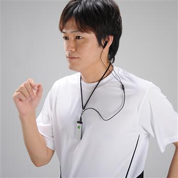 Bluetoothヘッドセット(MP3プレーヤー内蔵) GBH-S300