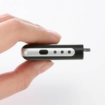 iPhoneバッテリー充電器(外付けコンパクトタイプ) DCA208