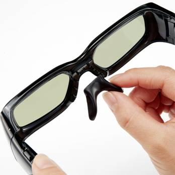 3Dグラス(400-3DGS001)