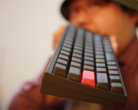 Red Control Key