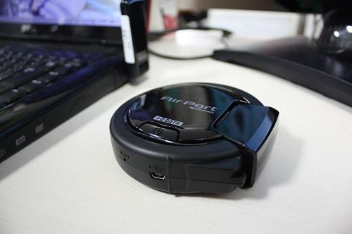 WMX-GWBAバッテリー内蔵モバイルルーター
