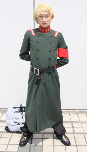 『アカツキ電光戦記』エレクトロゾルダートのネコダさん