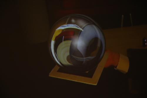 高解像度AR 映り込み