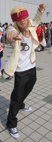 『Angel Beats!』TKの(21)土ノ日さん 今日が初コスだそうです
