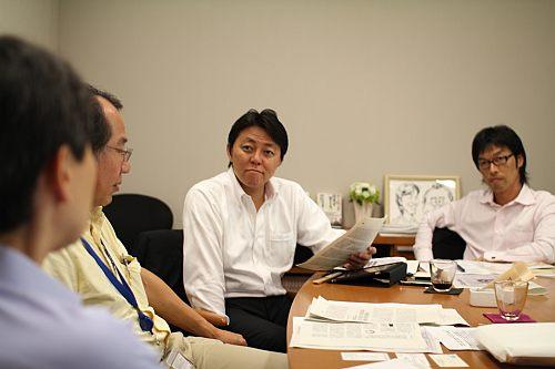 「東電救済法案」勉強会