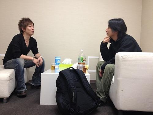 吉田直樹ひろゆき対談