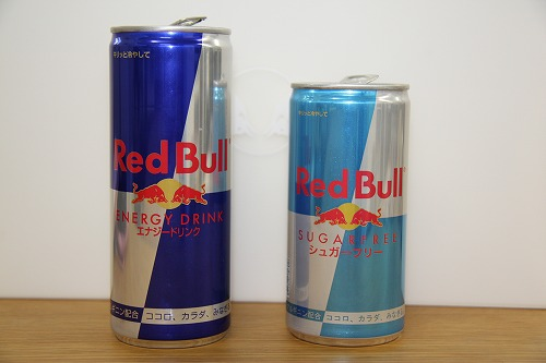 Red Bull Energydrink&Red Bull Sugarfree